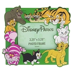 Disney Photo Frame Magnet - Disney Cats - Walt Disney World