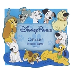 Disney Photo Frame Magnet - Disney Dogs - Walt Disney World