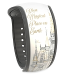 Disney Magic Band 2 - Cinderella Castle - Most Magical Place on Earth