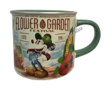 Disney Coffee Mug - 2019 Epcot Flower and Garden - Mickey Mouse