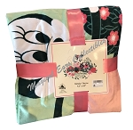 Disney Throw Blanket - Epcot 2019 Flower and Garden - Minnie Blooms
