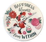 Disney Stepping Stone - 2019 Epcot Flower and Garden - Minnie Blooms