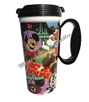 Disney Resort Travel Mug - Mickey Mouse Club - Black