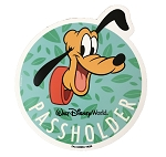 Disney Magnet - Pluto - Walt Disney World - Passholder