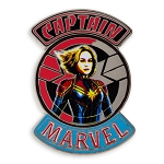 Disney Marvel Pin - Captain Marvel