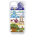 Disney Otterbox iPhone 8 Case - Walt Disney World Icons