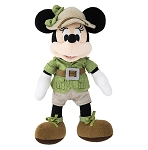 Disney Plush - Safari Minnie Mouse - 9