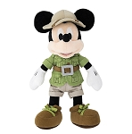 Disney Plush - Safari Mickey Mouse - 9