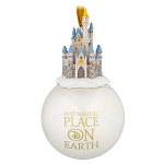 Disney Christmas Ornament - Cinderella Castle - Magical Place on Earth