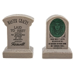 Disney Salt and Pepper Shaker Set - Haunted Mansion Tombstone