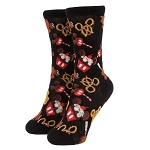 Disney Socks for Kids - Mickey Mouse Food Icons