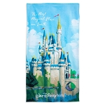 Disney Beach Towel - Most Magical Place on Earth