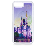 Disney Otterbox iPhone 8 Plus Case - Cinderella Castle - Disney World