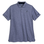 Disney Nike Polo for Men - Mickey Mouse - Striped Blue