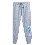 Disney Jogger Pants for Women - The Little Mermaid - Gray