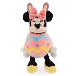 Disney Plush - 2019 Easter - Minnie Mouse Bunny - 11