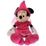 Disney Plush - 2015 Princess Minnie Mouse - 12
