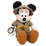 Disney Plush - Safari Minnie - Animal Kingdom - 9