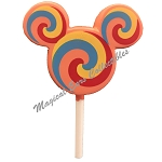 Disney Magnet - Mickey Mouse Lollipop Swirl - Large