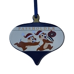 Disney Disc Ornament - 2018 Festival of the Holidays - Passholder