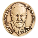 Disney Medallion - Walt Disney - Disney Parks - Limited Edition