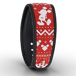 Disney Magic Band - Mickey Mouse Christmas Sweater
