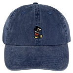 Disney Hat - Baseball Cap - Mickey Mouse - Denim