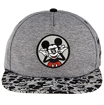 Disney Hat - Baseball Cap - Mickey Mouse with Glasses - Authentic & Original