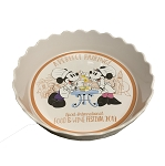 Disney Baking Dish - 2019 Epcot Food and Wine - Chef Mickey & Minnie