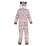 Disney Pajamas Bodysuit for Girls - Minnie Holiday Park Foods