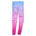 Disney Leggings for Women - Sleeping Beauty - Pink and Blue