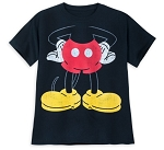 Disney T-Shirt for Kids - I am Mickey Mouse - Black