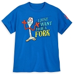 Disney T-Shirt for Kids - Forky - I Just Want to Be a Fork