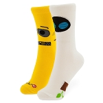 Disney Socks for Women - Wall-E and EVE