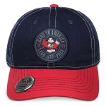 Disney Hat - Baseball Cap - Mickey Mouse Americana with Bottle Opener