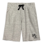 Disney Shorts for Men - Mickey Mouse 1928 - Gray