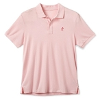 Disney Polo Shirt for Men - Mickey Mouse Pima Cotton - Pink