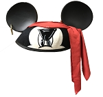 Disney Hat - Ears Hat - Mickey Mouse Pirate