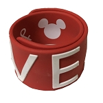 Disney Silicone Slap Bracelet - Rainbow Mickey - LOVE
