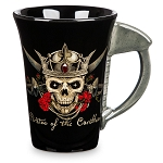 Disney Coffee Mug - Pirates of the Caribbean - Skull and Roses