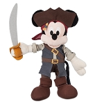Disney Plush - Pirates of the Caribbean - Mickey Mouse - 12