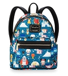 Disney Loungefly Backpack - Disney Parks Minis - Mini