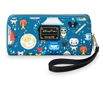 Disney Wristlet Wallet - Disney Parks Minis - Zip-Around