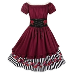 Disney Dress for Women - Redd - Pirates of the Caribbean