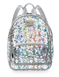 Disney Loungefly Backpack - Mickey Mouse Magic Mirror Metallic