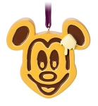 Disney Figurine Ornament - Mickey Mouse Waffle