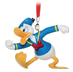 Disney Figurine Ornament - Donald Duck - 85th Anniversary