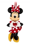 Disney Figurine Ornament - Minnie Mouse Heart Hands