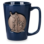Disney Coffee Mug - Walt Disney and Mickey Mouse - Partners