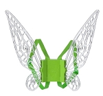 Disney Glow Wings - Tinker Bell - Light Up